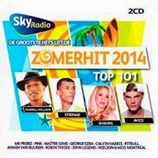 Download De Grootste Hits Uit De Zomerhit 2014 Top 101 (2014)