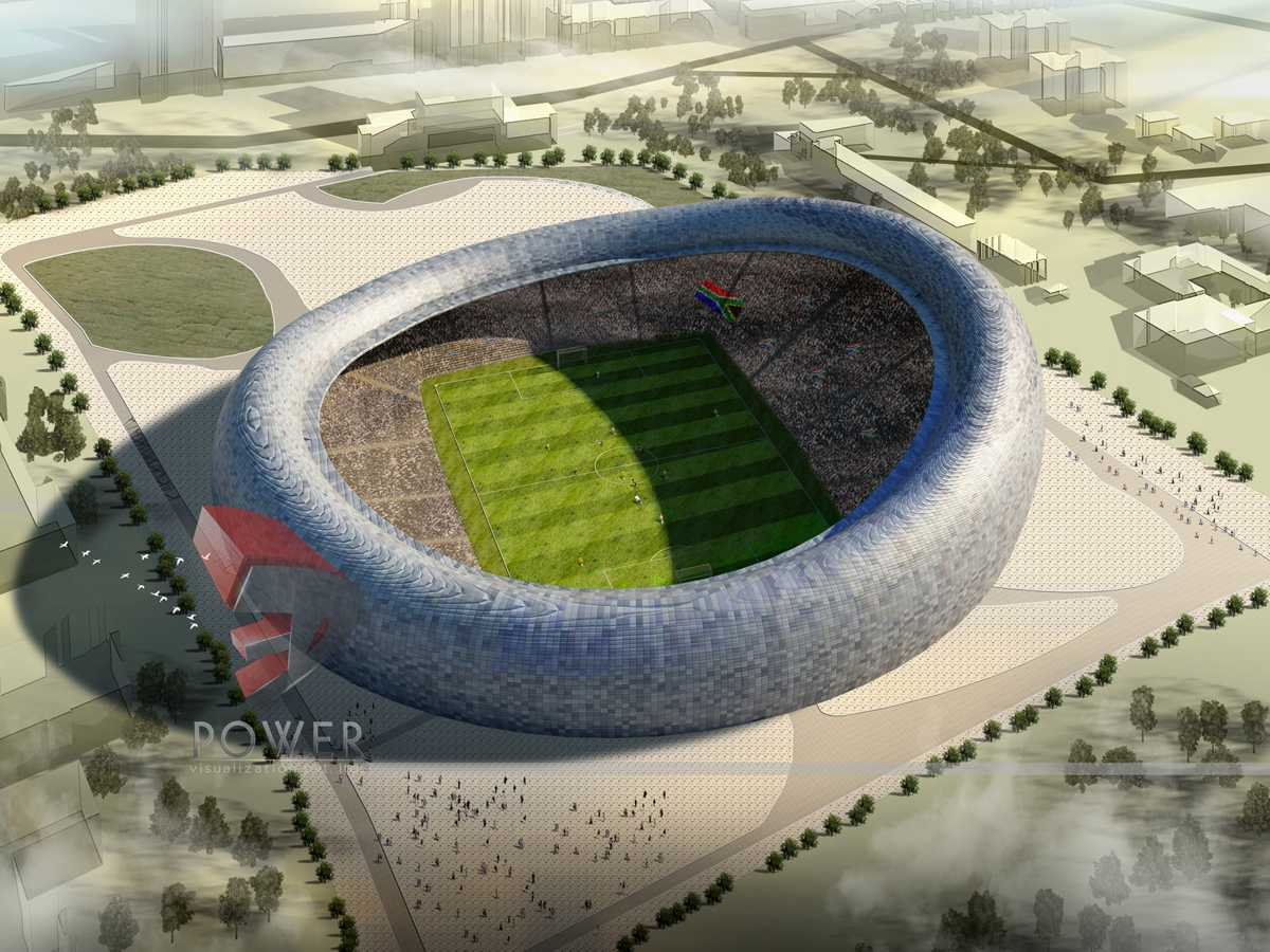 3d stadium design widescreen - photo #6