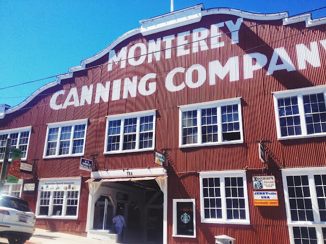 Monterey Canning Company on Semi-Charmed Kind of Life