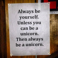BE A UNICORN....