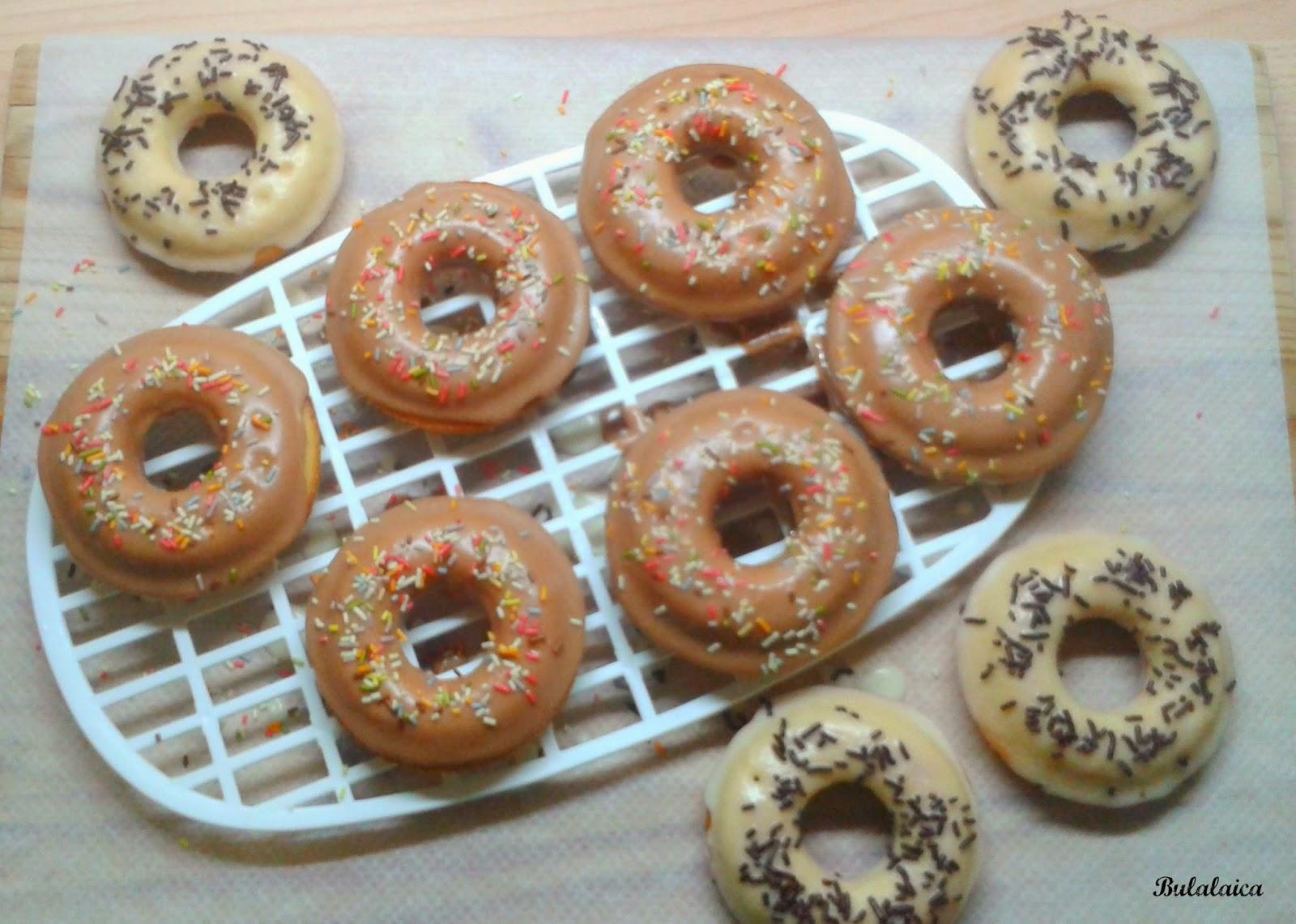 Donuts al horno Bulalaica