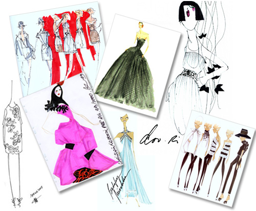 Fashion designers without formal training 41