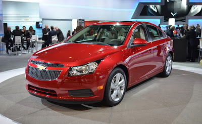 2014 Chevrolet Cruze Sedan Disel Review & Release Date