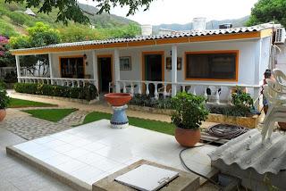 Hosta en Taganga, Santa Marta