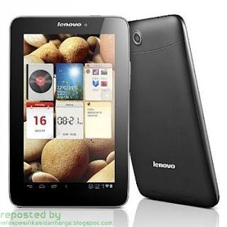 Harga Lenovo Ideatab A2107 Tablet Terbaru 2012