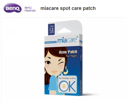 Image:miacare acne patch