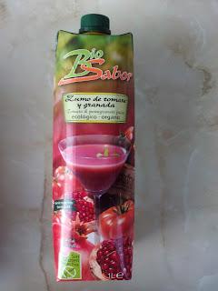 Zumo de Tomate y Granada Eco Biosabor