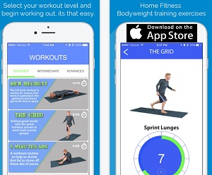 App of the Week - Home Fitness