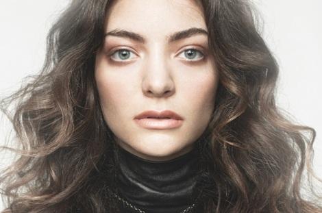 Lorde 'Pure Heroine' Album Artwork