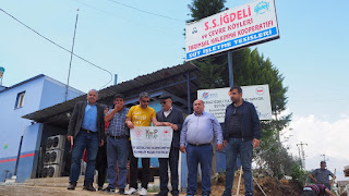Bozkır Kooperatiflerinden, İzmir Kooperatiflerine tarımsal inceleme