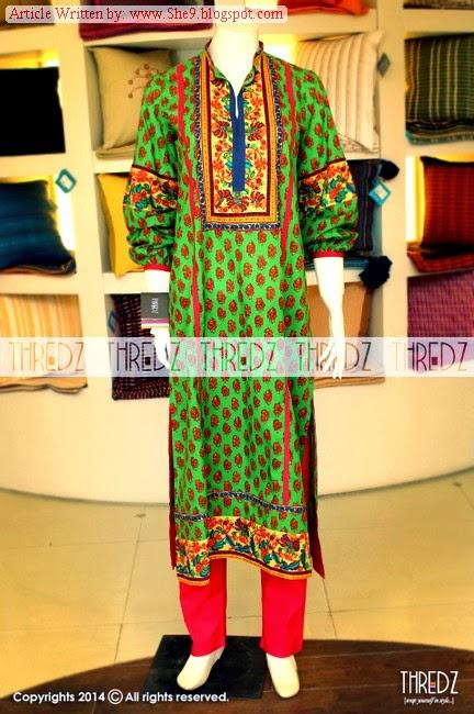 Thredz Eid ul Azha Dresses