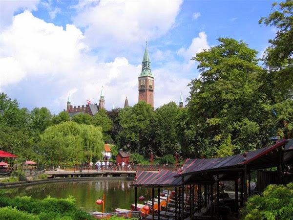 Roteiro de quatro dias em Copenhague e arredores