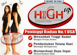 PENINGGI HIGH GROW UP USA