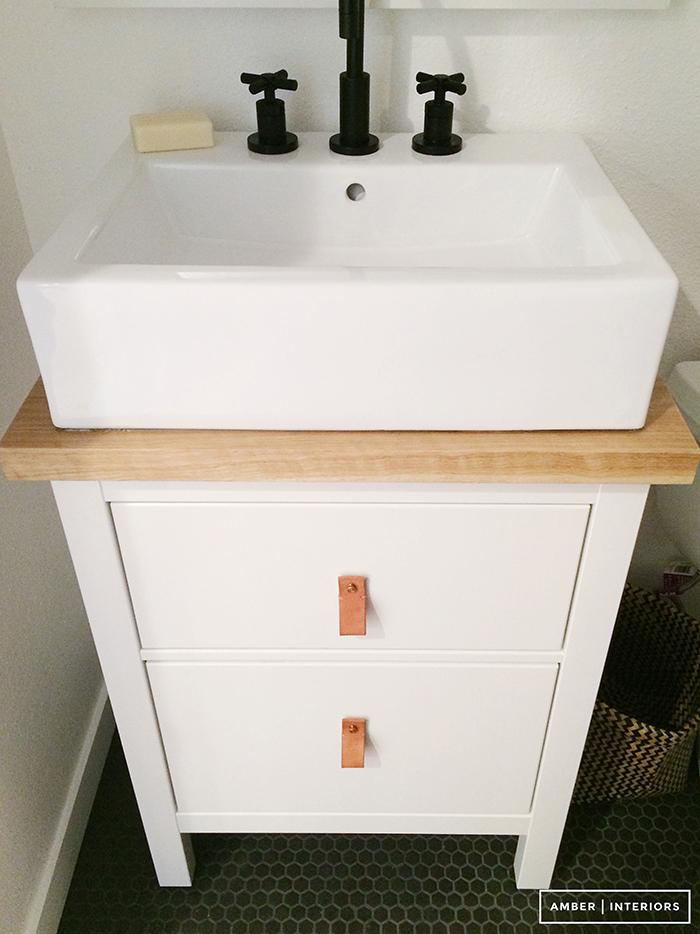Antes y después: de baño anticuado a actual con unos sencillos ...