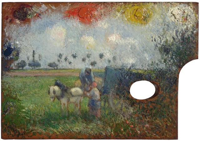 Pissarro. El maestro del impresionismo.