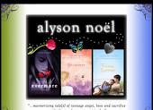 Visita la pagina oficial de Alyson Noel