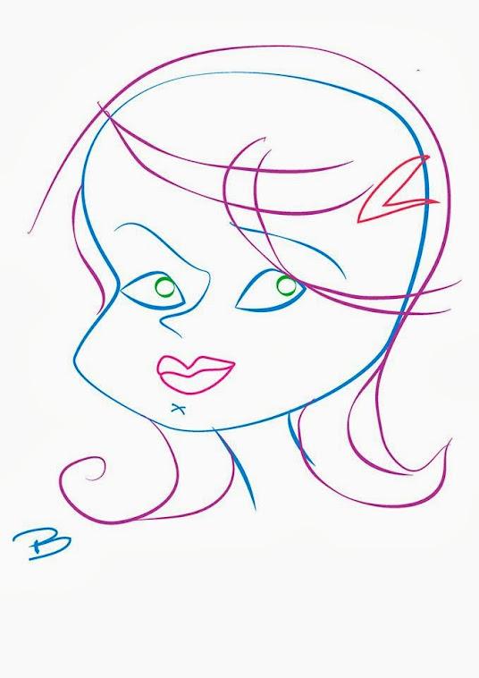 1 criação personagem animação desenho
