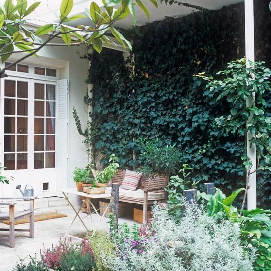 Um jardim para cuidar Pequenos jardins grandes ideias
