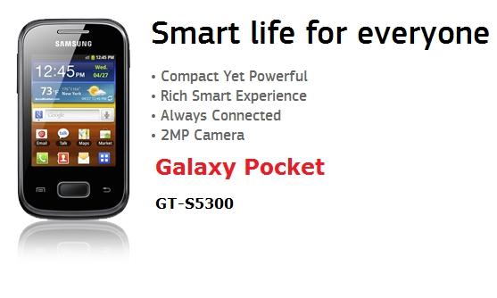 samsung galaxy pocket free download software