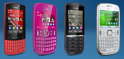 Nokia ASHA QWERTY