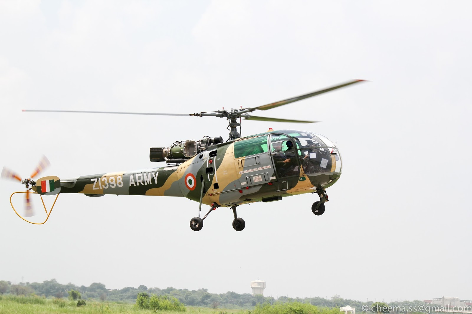 Indian Army Aviation