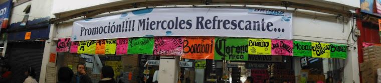 """Miercoles Refrescantes de Drinks Depot"""