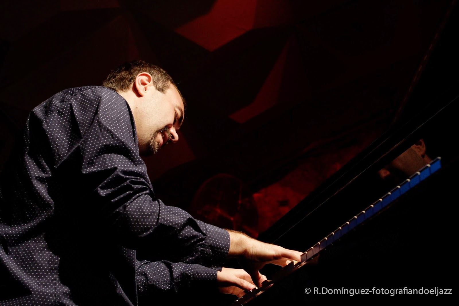 © R.Domínguez - Moisés Sánchez Trio