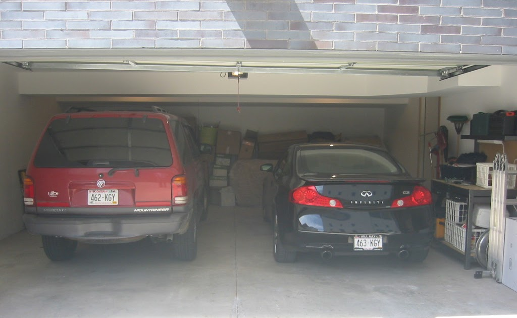 Interior design tips new 2 car garage plans 2 car garage for How big is a two car garage door
