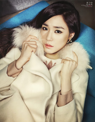 girls generation tiffany Cosmopolitan November 2013