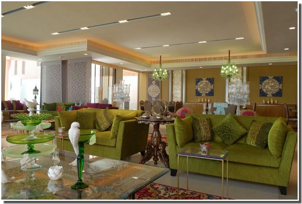Nassima Home: Salon arabe décor islamique