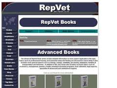 RepVet - RepVet Books, Advanced Books best review