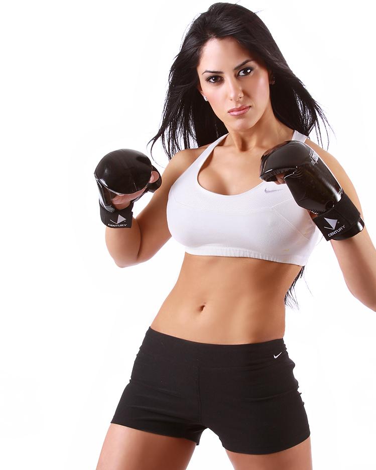 Zoya Ghamari - Texas Muscle Goddess