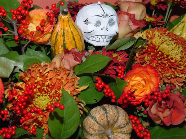 Dia de Los Muertos in Bishop Arts