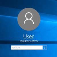 W10 BG Logon Changer | Mengganti Background Logon di Windows 10