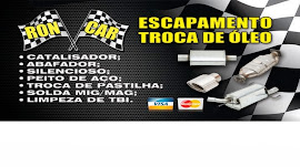 """""""ESCAPAMENTO-TROCA DE ÓLEO"""""""