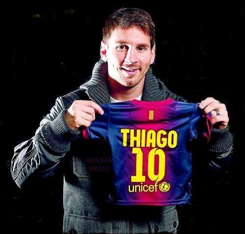 ¿Acabará Thiago Messi con la 'maldición' del heredero?