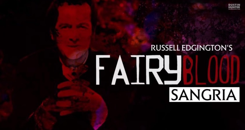 Russell Edgington's Fairy Blood Sangria @northmanspartyvamps.com