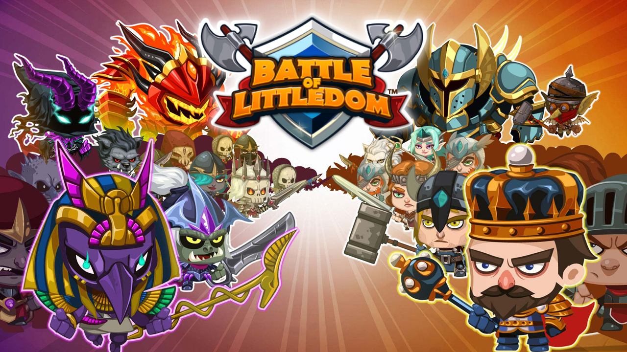 Littledom Gameplay Android