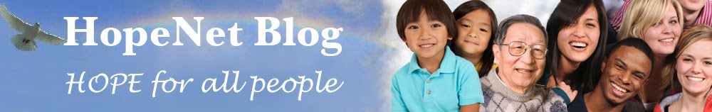 HopeNet Blog