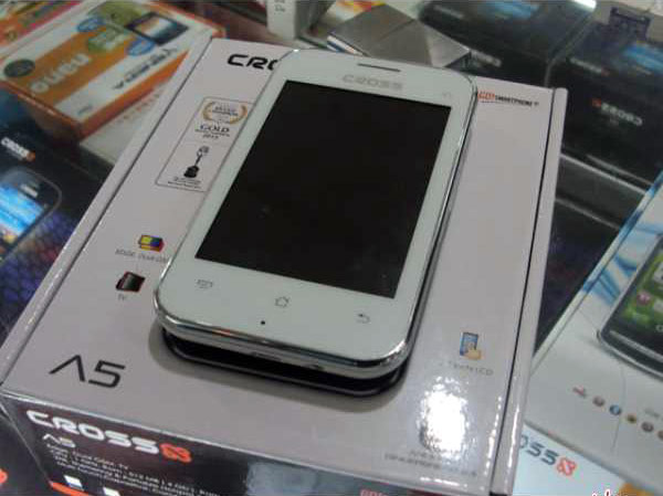 Cross A5, Smartphone Android Murah