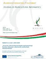 Kszljn a fellendlsre: fejlesszen s publikljon: Journal of Agricultural Informatics