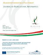 Készüljön a fellendülésre: fejlesszen és publikáljon: Journal of Agricultural Informatics