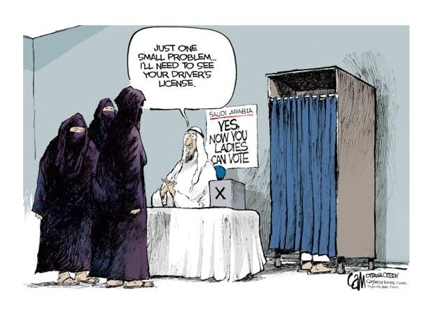 Essay On Womens Rights In Saudi Arabia