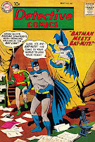 Detective Comics #267 comic book cover image