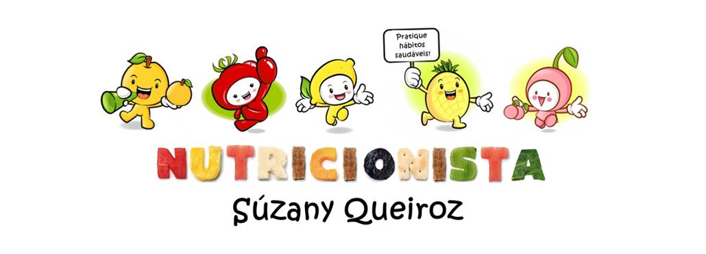 Nutricionista Súzany Queiroz