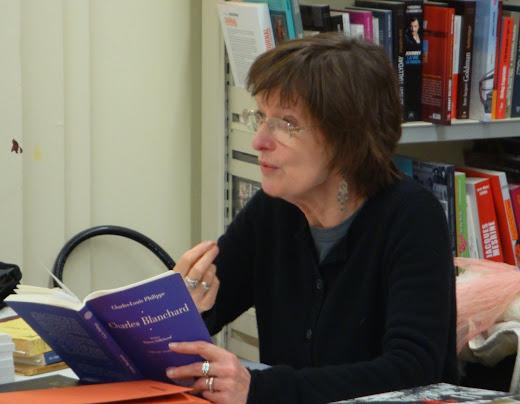 Christiane Veschambre lit Charles-Louis Philippe