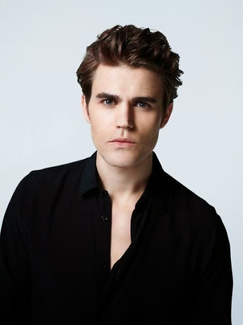 Paul Wesley - Stefan Salvatore - The Vampire Diaries