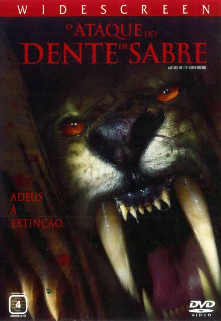 O Ataque do Dente de Sabre – Dublado