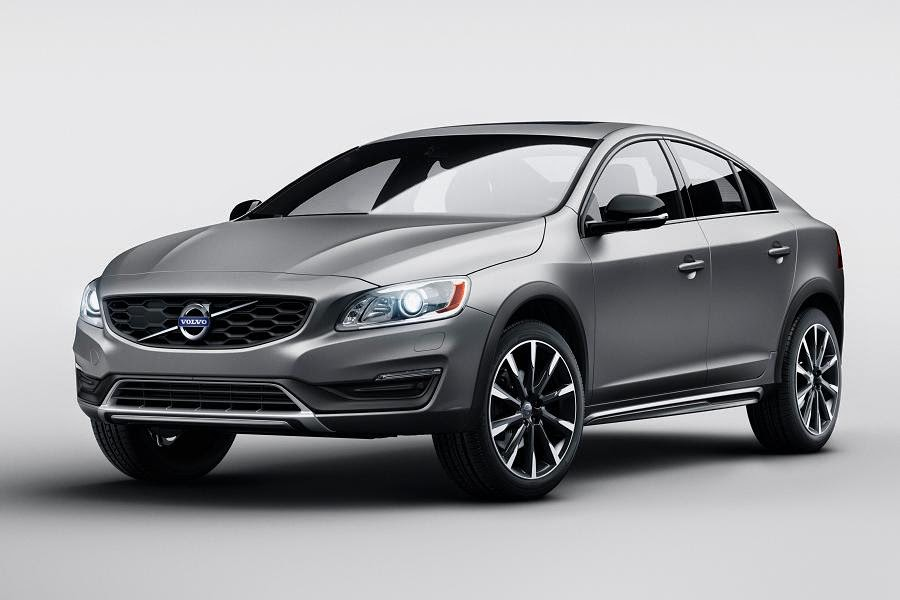 Volvo S60 Cross Country (2016) Front Side