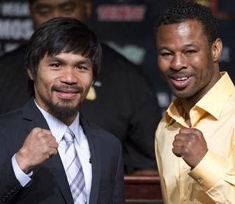 Manny Pacquiao vs Shane Mosley